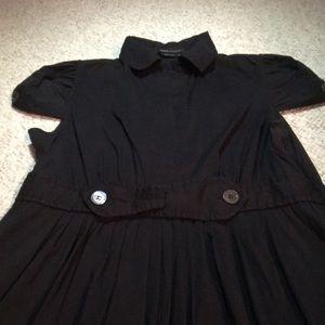 BCBG black shirt dress